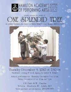 One-Splendid Tree 2010