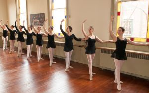 Senior Ballet Class (2)